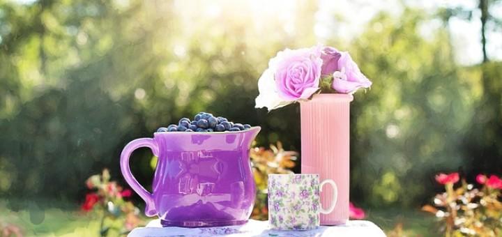 Romantic Blueberries