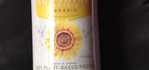 sunshine vegan protein
