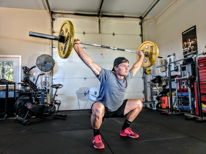 Weightlifting Shoes That Look Great