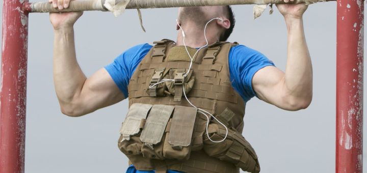 how to make weighted vest